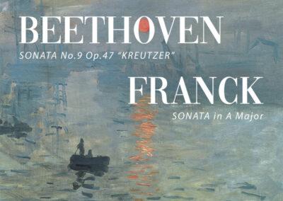 BEETHOVEN – FRANCK