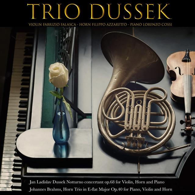 Trio Dussek Album Cover