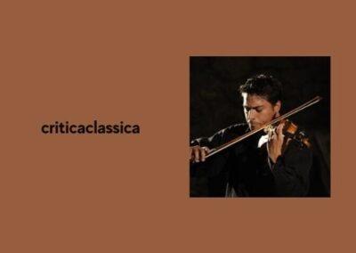 Critica Classica 2017