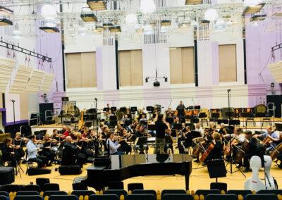 Leading BBC Philharmonic September 2018