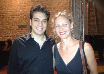 Fabrizio Falasca & Danusha Waskiewicz