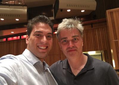 Fabrizio Falasca &  Edward Gardner