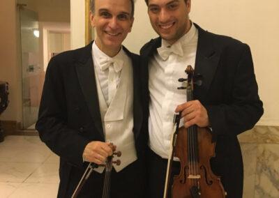 Fabrizio Falasca &  Gil Shaham