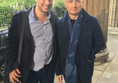 Fabrizio Falasca &  Paavo Järvi