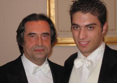 Fabrizio Falasca &  Riccardo Muti