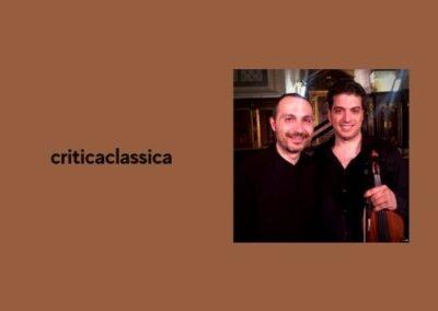 Critica Classica 2015