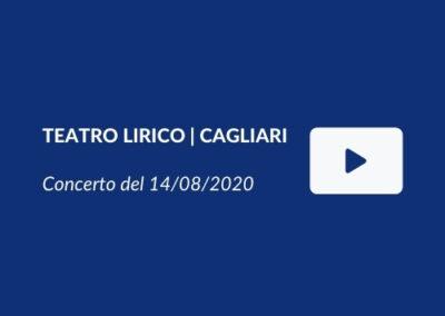 Estratti dal concerto Teatro lirico di Cagliari