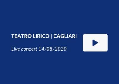 Excerpts from the Concert Teatro Lirico Cagliari