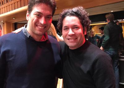 Fabrizio Falasca & Gustavo Dudamel