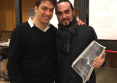 Fabrizio Falasca & Francesco Ivan Ciampa