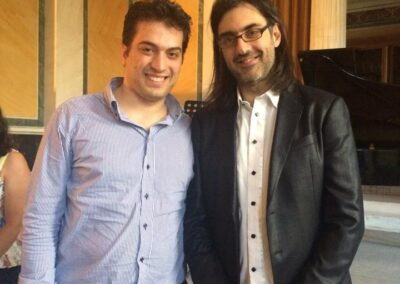 Fabrizio Falasca & Leonidas Kavakos