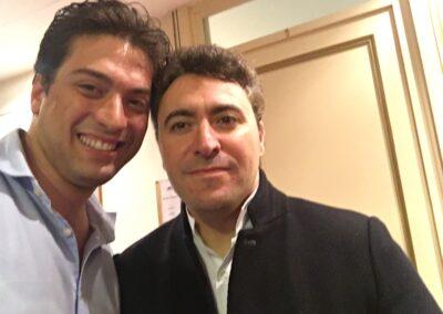 Fabrizio Falasca & Maxim Vengerov