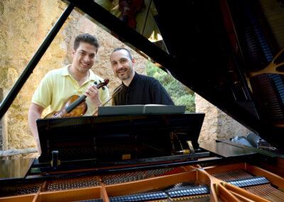 Fabrizio Falasca & Antonio Pompa-Baldi - Ravello Festival