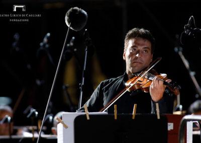 Fabrizio Falasca, Cagliari - Agosto 2020