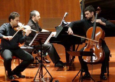 Fabrizio Falasca - Amedeo Cicchese - Antonio Pompa-Baldi