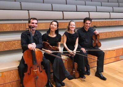 Philharmonia Quartet