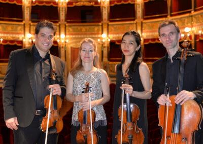 Philharmonia Quartet - Salerno