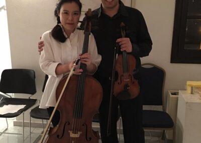 Fabrizio Falasca & Seungmin Kang