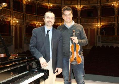 Fabrizio Falasca & Antonio Pompa-Baldi