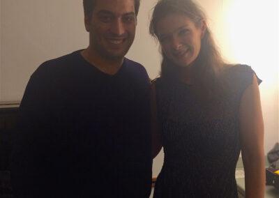 Fabrizio Falasca & Janine Jansen