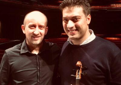 Fabrizio Falasca & Anthony Weeden