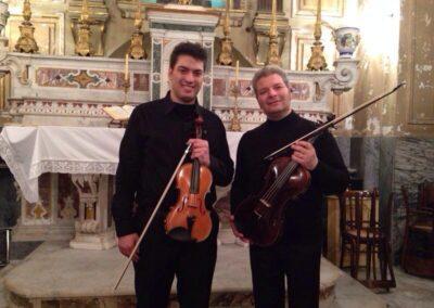 Fabrizio Falasca & Raffaele Mallozzi